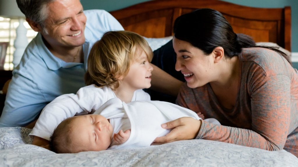 New Parents Annual Spending on Childcare