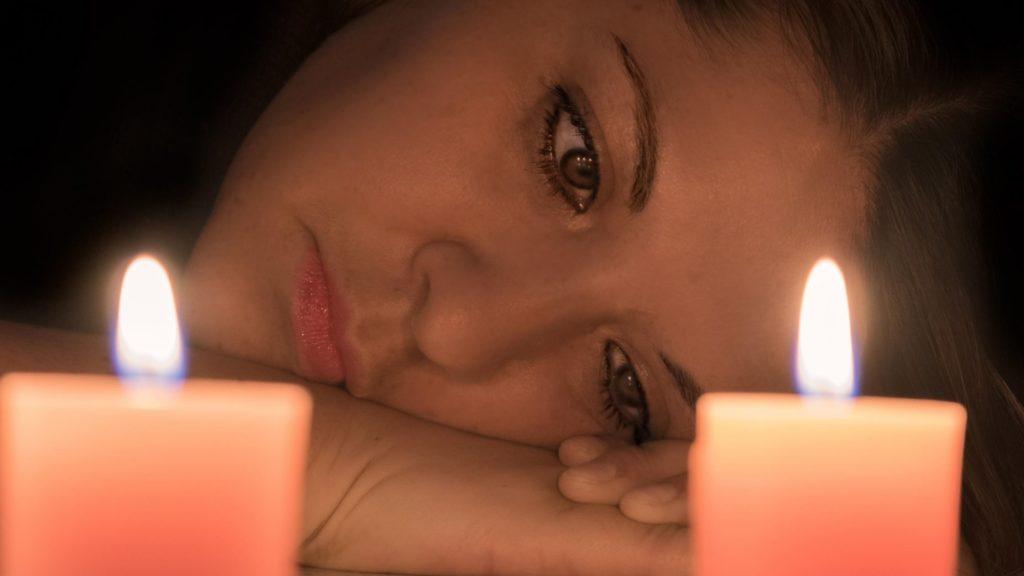 Sad Candles Estate Plan after divorce