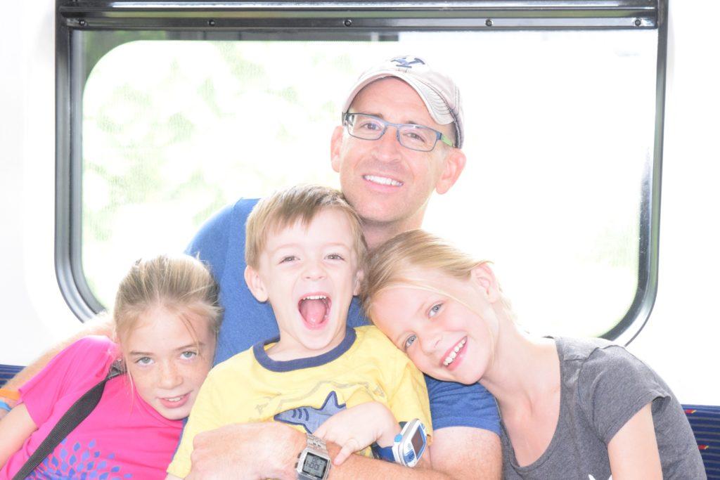 Meet estate planning attorney Jake Carlson's family